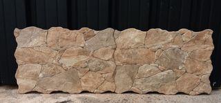 Gres revestimiento pared Pedrera Natural