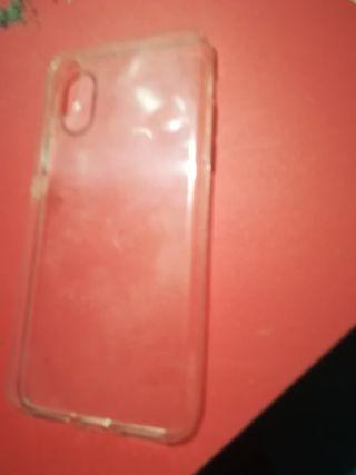protector pantalla funda silicona cargador iPhone