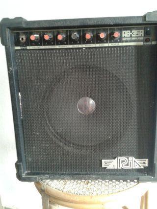 amplificador guitarra 50