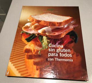 Libro thermomix sin gluten