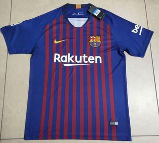 Camiseta FC Barcelona Local Temp 18/19