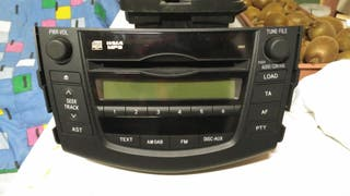 radio cd original Toyota rav4