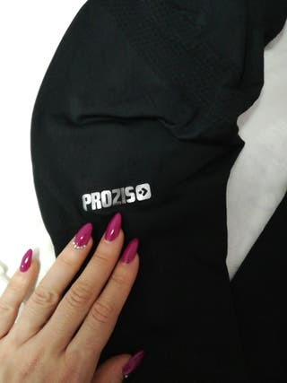 mallas prozis negras básicas gordas