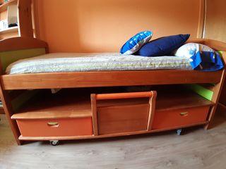 Compacto Juvenil URGE por cambio de habitación