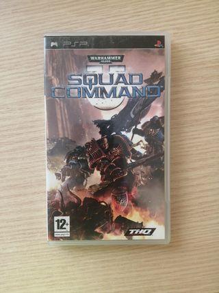 Squad Command PSP