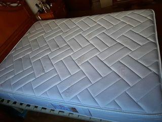 somier y colchón Flex de 1,35