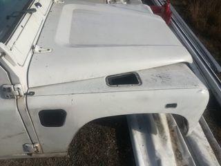 Capó Land Rover defender