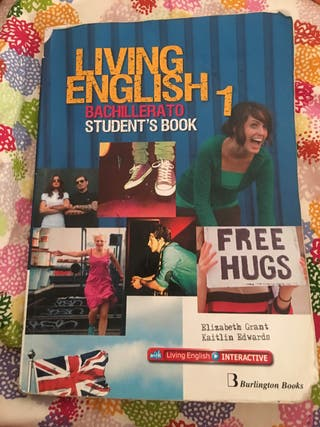 Libro inglés bachillerato