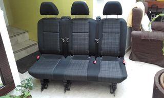 asientos Mercedes vito