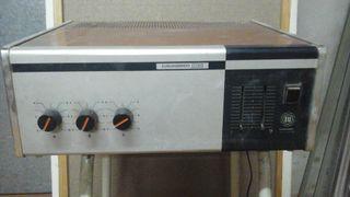 amplificador a valvulas