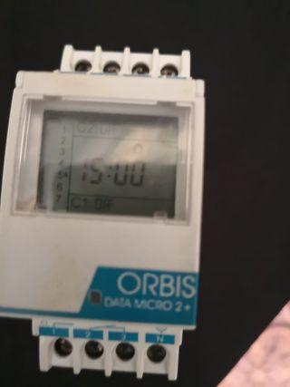 Reloj programable Orbis 2 circuitos