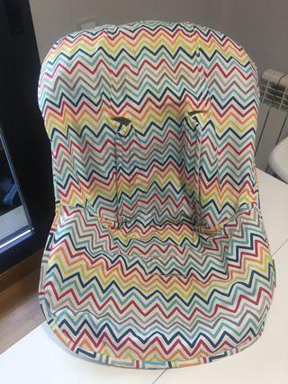 Funda silla coche tuc tuc maxicosi