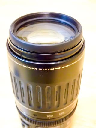 Objetivo Canon EF 100-300 1:4.5-5.6 USM