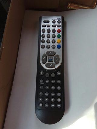 Mando TV multimarca nuevo