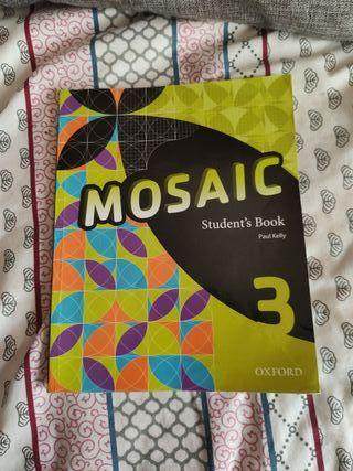 Mosaic Libro Inglés 3 ESO OXFORD