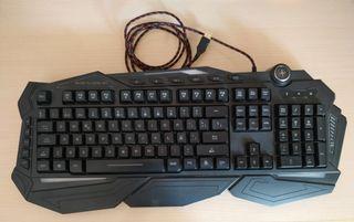 Teclado Gaming PC