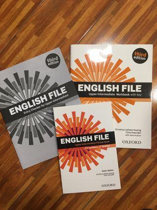 WORKBOOK English file OXFORD