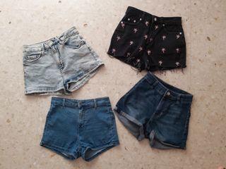 pack shorts 34
