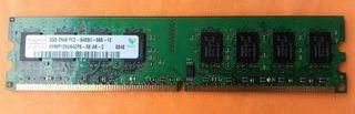 MEMORIAS PC 2Gb