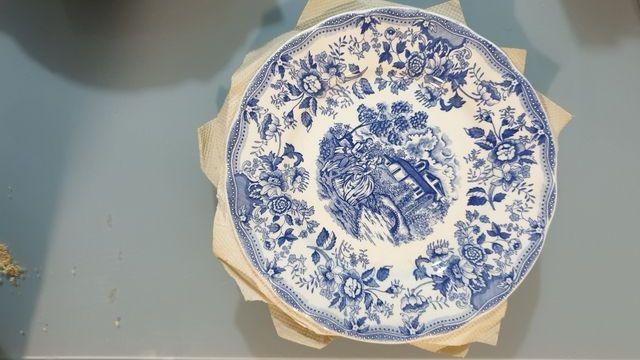 vajilla porcelana nueva