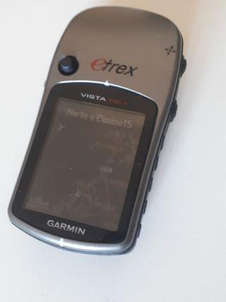 GPS Garmin e Trex vista HCx