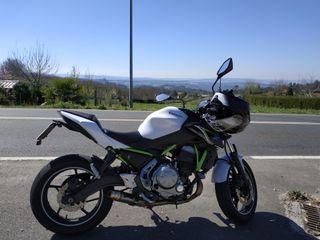 Kawasaki Z650 2017 ABS - 14500 km
