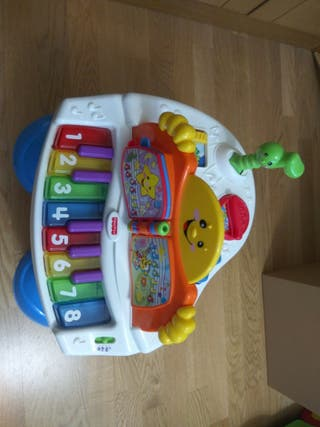 Piano aprendizaje - Fisher Price