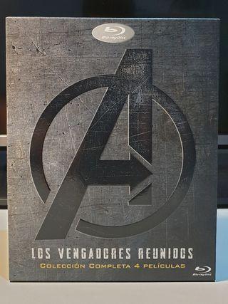 Blu-Ray Los Vengadores