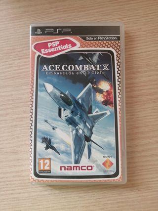 Ace Combat PSP