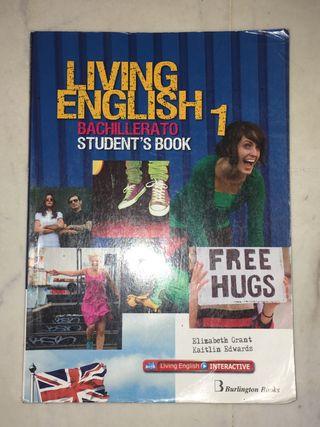 Libro Inglés 1 Bachillerato