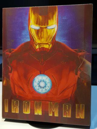 Blu-Ray Iron Man