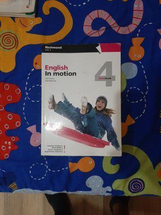 Libro de ingles 4ESO English in motion