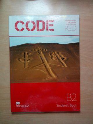 Libro Code RED Macmillan B2