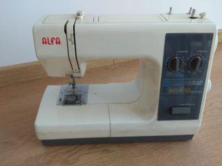 maquina coser ALFA modelo 654