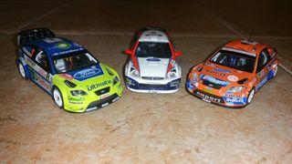colección coches escala 1/43 Ford lote