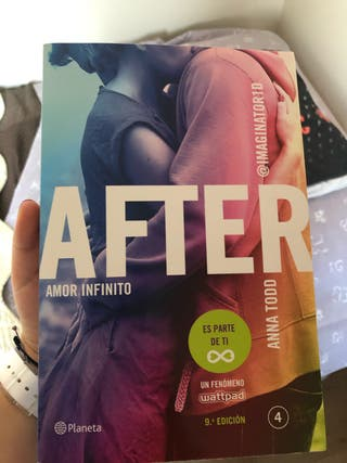 Libro 'After'