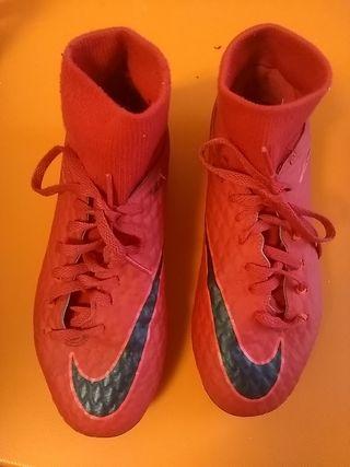 Botas futbol Nike originales niño
