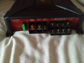 amplificador Pioneer