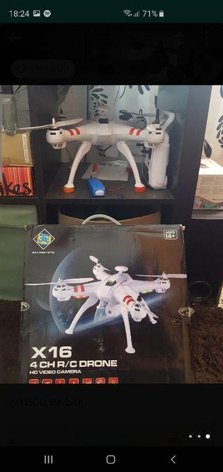 drone bayangtoys x16gps