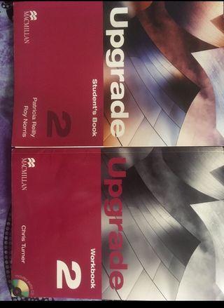 Libros de inglés 2 bachillerato