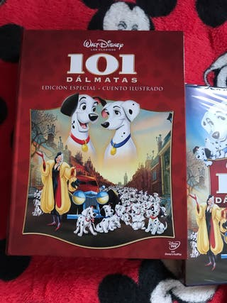 Clásicos Disney dvd edición de lujo con libro