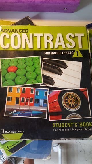 libro Advance Contrast 1 de BACH