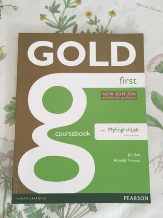 Gold first new edition 2015