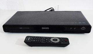 DVD Phillips DVP3580. Casi sin uso.