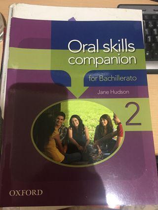 Libro inglés oral skills companion Oxford