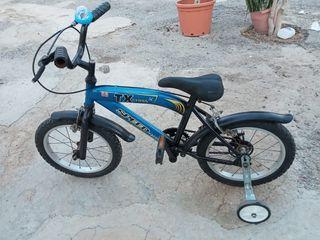Vendo Bici de niños
