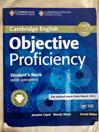 Objetive Proficiency 2 libros