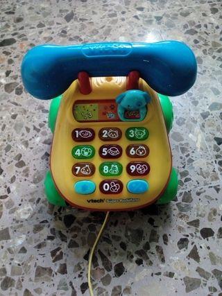 teléfono vtech