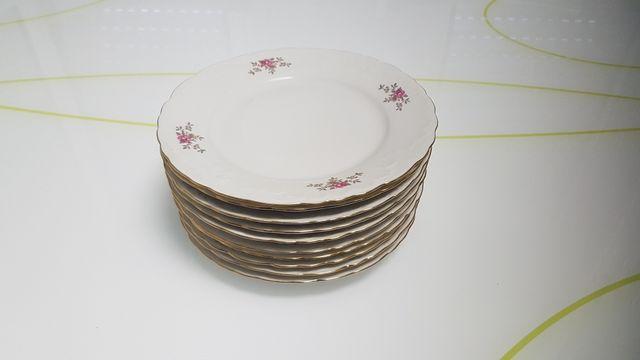 Vajilla porcelana