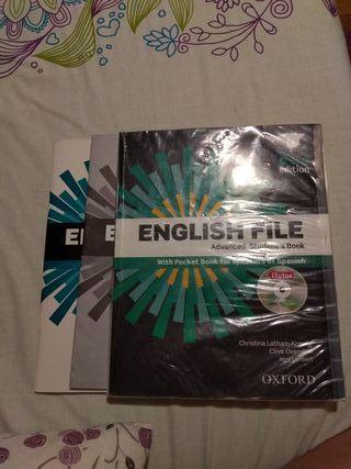 English File Advance